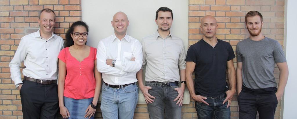 L'équipe de 3D Sound Labs