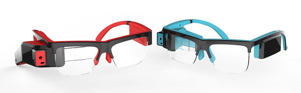 Les smart glasses ORA-1 de Optivent