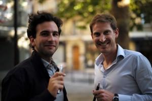 Alexandre Prot et Steve Anavi de Smokio