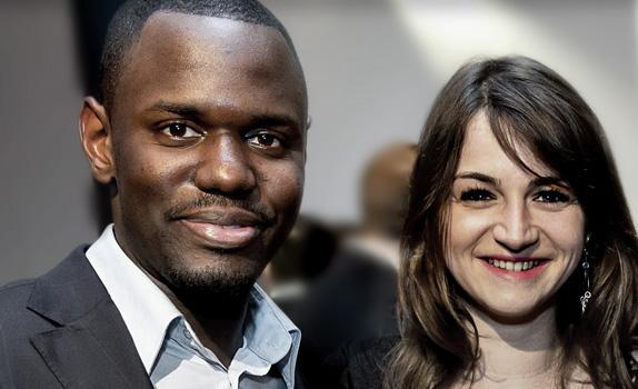MEG : Fanz Ezin et Raphaëlle Seyfried