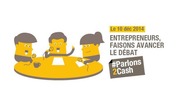 Web TV Entrepreneuriat #Parlons2Cash - Financement et International