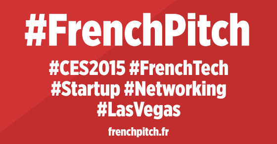 #FrenchPitch CES Startup Networking Lunch