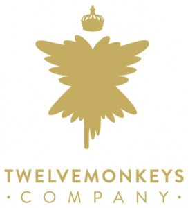 Twelve Monkeys Company Logo